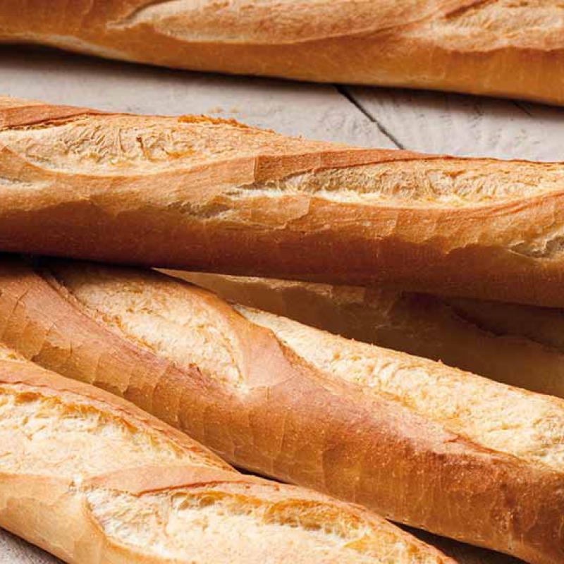 Foto van stokbrood